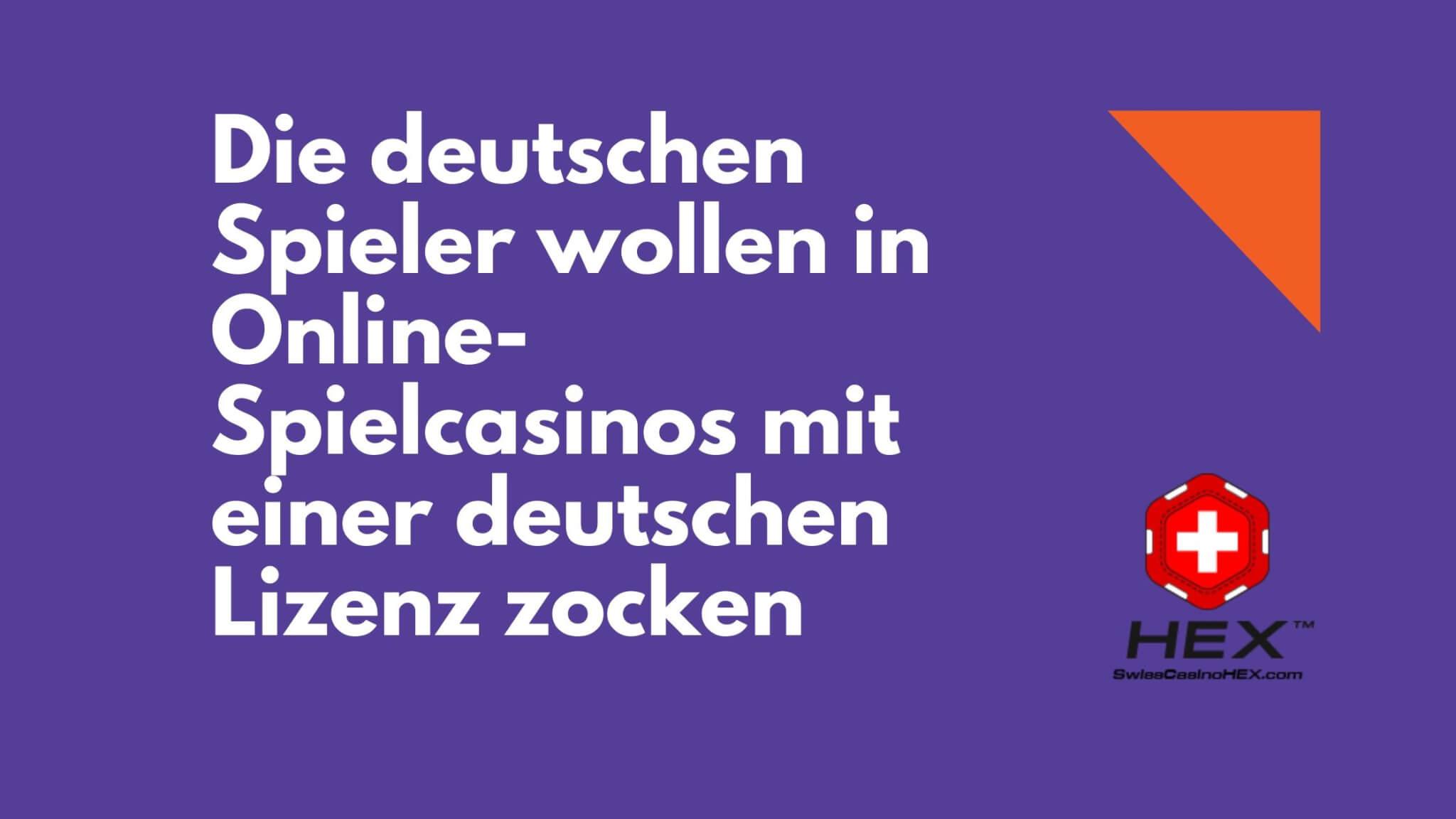 Spielcasinos In Deutschland