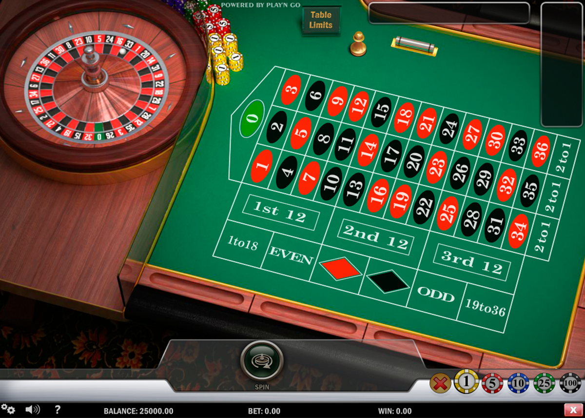 european roulette playn go