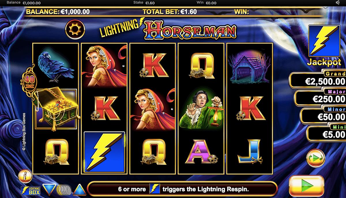 Lightning Kostenlos Spielen