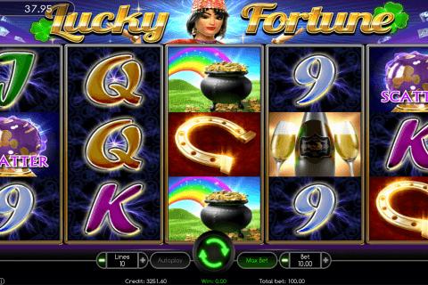 lucky fortune wazdan