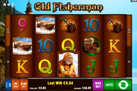 old fisherman bally wulff