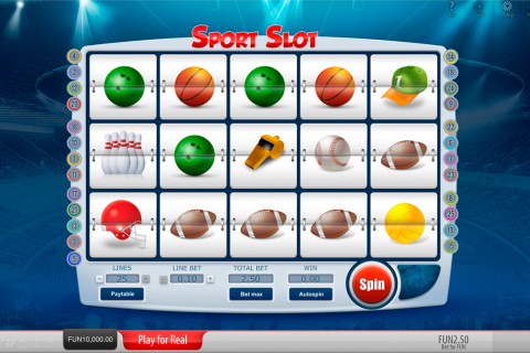 sport slot softswiss