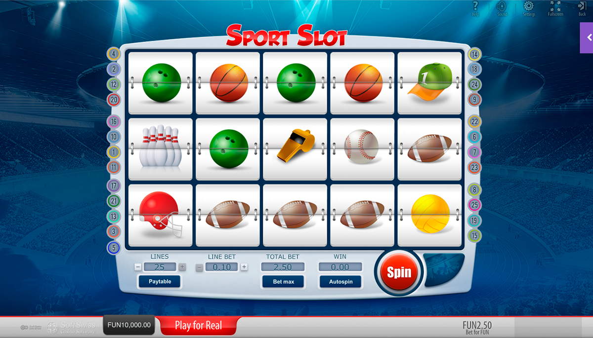 sport slot softswiss